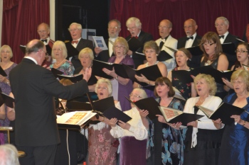 Showtime Spectacular - Steventon Choral Society's Summer Concert, June 2013