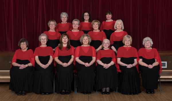 Steventon Choral Society - soprano section