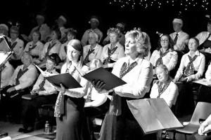 Helen Bell and Helen Pearce sing Pie Jesu