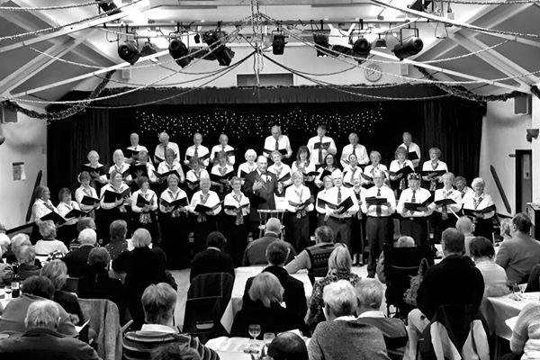 Steventon Choral Society's Magical Christmas