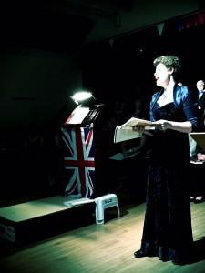 Elizabeth Dobson sings Habanera from Bizet's Carmen