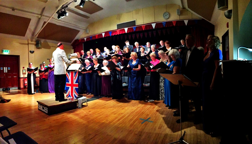 A Gala Evening - Steventon Choral Society