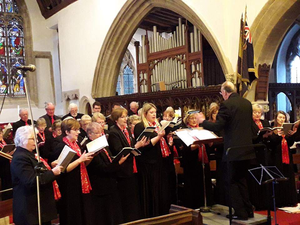 Spring concert 2019 - A Mendelssohn Evening in Steventon Parish Church