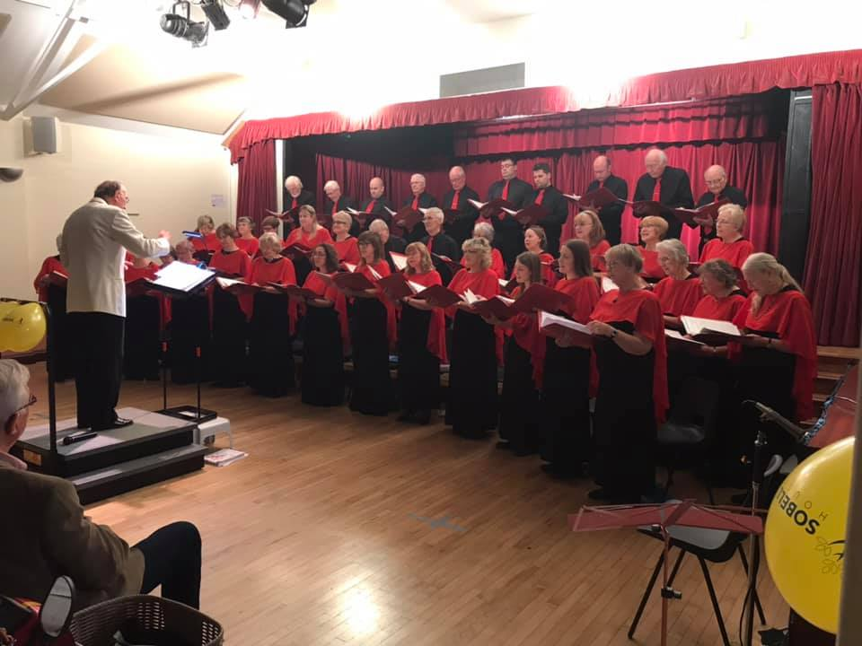 Steventon Choral Society - Voices for Hospices Concert September 2019