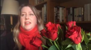 Abby Evans sings 'The Rose' by Bette Midlar